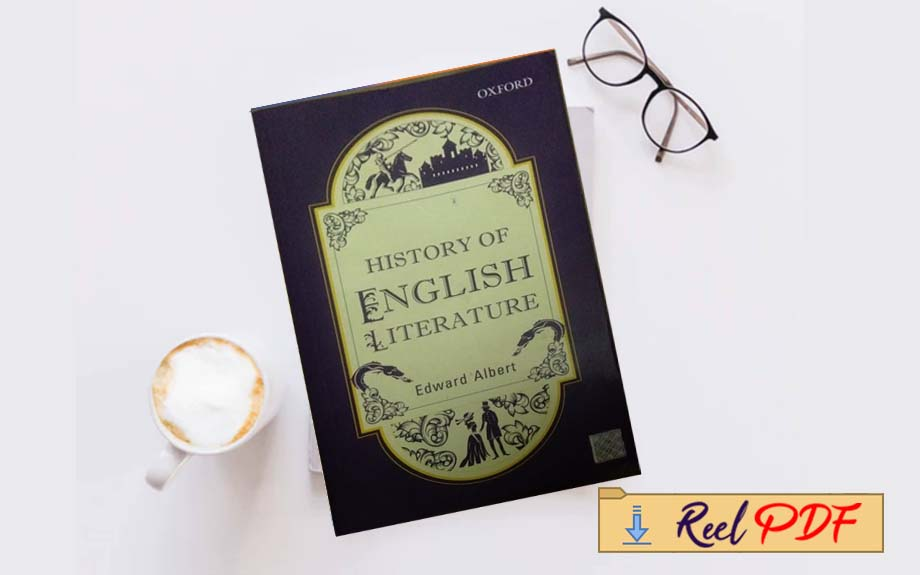 History of English Literature by EDWARD ALBERT Revised by JA STONE Fifth Edition OXFORD