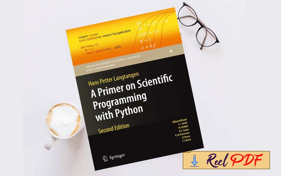 Langtangen A Primer On Scientific Programming With Python 2nd Ed 2011